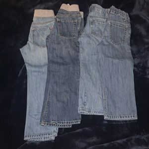 Boys Old Navy adjustable waist jeans size 3t